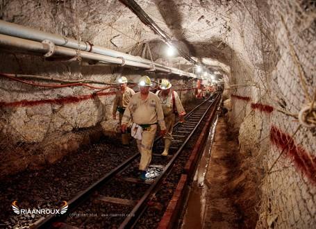 3km Underground